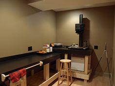 Clean darkroom