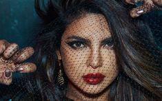 تحميل خلفيات بريانكا شوبرا, نموذج, الممثلة الهندية, صورة, تبادل لاطلاق النار الصورة, الوجه, الماكياج السمراوات