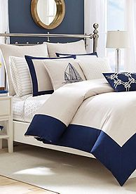Nautica Clemsford Bedding Collection - Online Only