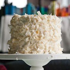 coconut coconut cake...drools