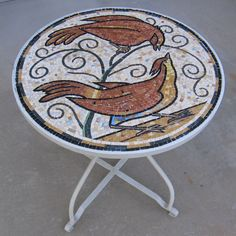 Tabletop - Stephen Brailo Mosaic Artist