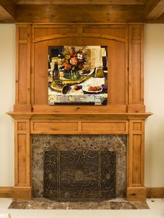 mission style fireplace mantel. Craftsman Style Decorating  Hedges Lot 24 Fireplace And Mantle Arts Crafts Mantels Craftsman Fireplace Mantel Designs By