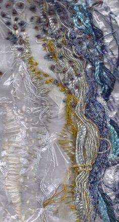 emilysladentextiles | Fine Art Embroidery