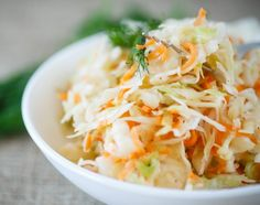 Jamaican Cabbage Salad recipe: A wilted salad of cabbage, carrots, cucumbers, and celery. Cabbage Salad Recipes, Slaw Recipes, Cabbage Slaw, Healthy Recipes, Red Cabbage, Free Recipes, Jamaican Cabbage, Jicama Slaw, Cole Slaw