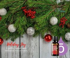 I love breaking out Holiday Joy during the holidays. It smells like Christmas in a bottle and just puts me in the Christmas spirit. Diffusing is my favorite way to use it. Wonderful!! #essentialoils