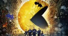 'Pixels' Interviews with Adam Sandler, Kevin James & More | EXCLUSIVE -- Josh Gad and Michelle Monaghan help lead the quest to save earth from an invasion of old school video game characters in 'Pixels'. -- http://movieweb.com/pixels-movie-cast-interviews-adam-sandler-kevin-james/