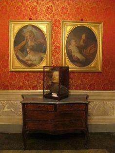 Museo di Casa Martelli - Firenze - Cappella - dipinti di Benedetto Luti