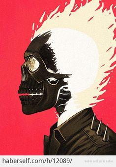 Marvel Evreninden 49 süper Kahraman ve Süper Kötü Karakterin Retro Posterleri - Haberself