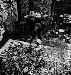 """""""No hay primer plano, no hay fondo, no hay un árbol, no hay un perro, no hay una sola cosa reconocible en esta pintura. Y aún así, existe el sentido de un espacio muy complejo que está balanceado entre los extremos"""".Jackson Pollock es una de las estrellas del arte norteamericano; hijo del american dream (cuando […]"""