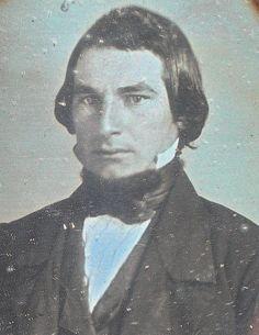 Daguerreotype Young Man | eBay