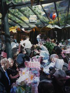 "Saatchi Art Artist Rolf Jansson; Painting, ""No title"" #art"