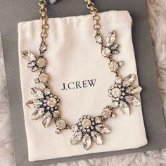 J.Crew jewels add sparkle to your fall! Get yours now: http://www.jcrew.com/womens-jewelry.jsp