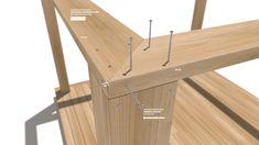 Slik bygger du en pergola   Komplett byggeguide fra Bergene Holm AS - www.bergeneholm.no