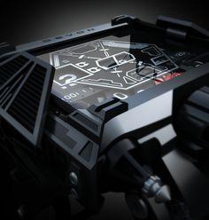 montre design Star Wars avec un mécanisme exceptionnel