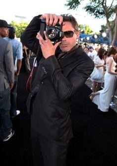 Robert Downey Jr. & Canon