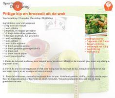 Het is de week van het gezonde gewicht! Daarom posten wij deze week gezonde en lekkere recepten en berichten wij over koolhydraten, spieropbouw en het behouden van een gezond gewicht. Een hoop handige tips en weetjes dus. Alle informatie vind je ook terug op de website, klik op de link: http://www.sportingclubdeuitweg.nl/gezond-recept-1/