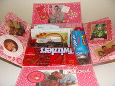 care packages...cute idea