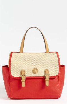 Tory Burch 'Pierson - Mini' Beach Tote available at #Nordstrom