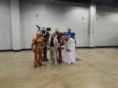 Awesome Cosplay! by transformersnewfan
