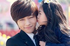 Shut Up Flower Boy Band. Seeing Hyun Soo with his little sister is adorable in this drama