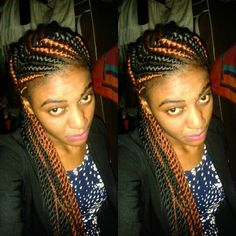 African conrows