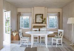 Tavolo stile classico modello Crema di Tonin Casa, linea Classic Home