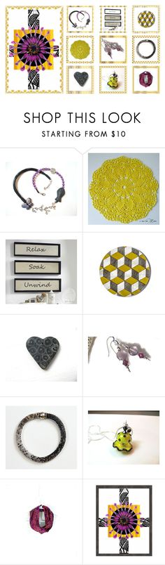 You Make My Heart Sing by whimzingers on Polyvore featuring etsy, jewelry, decor, etsyseller and etsyshop