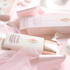 Three New Primers On Trial; Charlotte Tilbury Youth Glow, Benefit Pearl Porefessional, Too Faced Primed & Peachy | Love Catherine