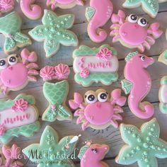 Mermaid set  #mermaidcookies
