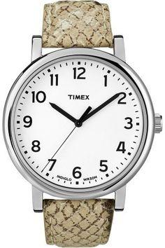 Timex Modern Heritage T2N594 - Watch Woman.