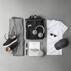 "1,112 Me gusta, 15 comentarios - Phil Cohen (@thepacman82) en Instagram: ""Basics are best #keepitsimple ___ T-Shirt: @frontmen Filippa K Trousers: @toddsnyderny Backpack:…"""