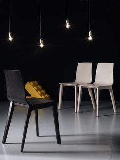 Smilla. Contemporary style beech chair. SCAB DESIGN Arter&Citton - 2015