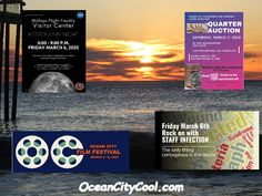 Check out upcoming events around Ocean City MD. Flight Facilities, Restaurant Specials, Pet Spa, Ocean City Md, Fishing Charters, St Paddys Day, Irish Blessing, Cool Books, Us Beaches
