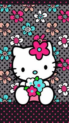 HI Kitty Wallpaper Hello Backgrounds Images