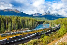 Journey Across Canada by Train: Riding the rails from Toronto to Vancouver is a once-in-a-lifetime smorgasbord of scenery. #travel #ttot #nature #photo #vacation #Hotel #adventure #landscape http://on.natgeo.com/2i3vClH