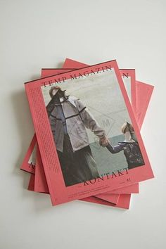 Temp Magazin #1 | Slanted - Typo Weblog und Magazin