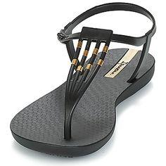 ac26fd56097c57 Ipanema PREMIUM SUNRAY SAND Negro - Envío gratis con Spartoo.es ! - Zapatos  Sandalias