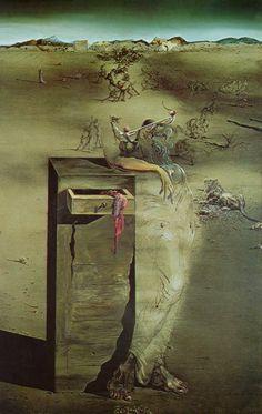 Spain, Salvador Dalí, 1938