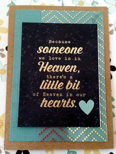 Someone+in+heaven - Scrapbook.com - Heart Simple Set