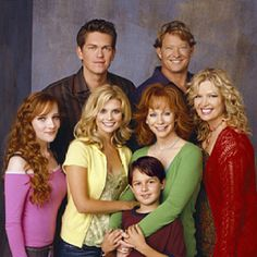 Reba TV show. Started watching in college and have probably seen every episode. Still cracks me up.