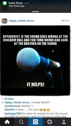 From someone working the sound counter it truly helps<< lol I bet that attention really helps Jw Meme, Jw Jokes, Jehovah's Witnesses Humor, Jw Humor, Kingdom Hall, Religious Text, Christian Humor, Bible Truth, Way Of Life