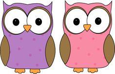 owl clip art {free} @MyCuteGraphics.com
