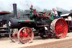 Steam Tractor 20-40 Showing Case Power Farming Machinery New Metal Sign