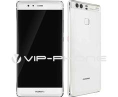 Huawei P9 Ezüst-Fehér kártyafüggetlen mobiltelefon