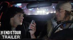 #TheEndOfTheTour starring Jason Segel & Jesse Eisenberg | Official Trailer | In select theaters July 31st