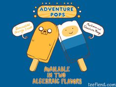 """""""Adventure Pops"""" by TeeKetch is only $11 today at AnotherFineTee http://www.teefiend.com/1574/adventure-pops/"""