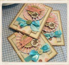 Cute Easter cards! dzinesbymeg