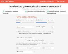 Luottovertaaja.fi   Lainaa netistä.