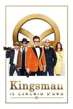 Kingsman: Il Cerchio d'Oro film disponibile al download ed in streaming HD gratis ed in italiano sul tuo PC, smartphone e tablet.