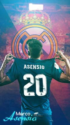Real Madrid Asensio Wallpaper